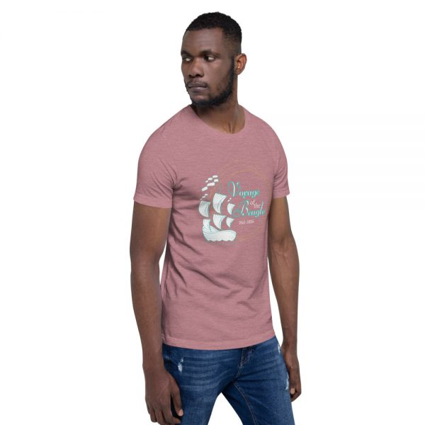 unisex staple t shirt heather orchid right front 610d88429011b 600x600 - Voyage of the Beagle