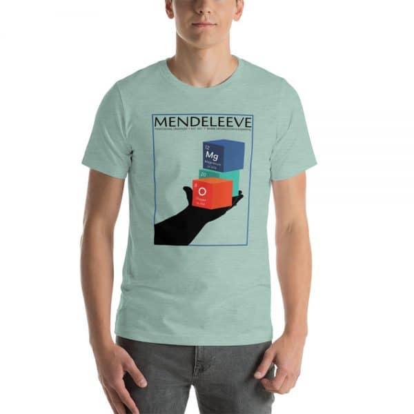 unisex staple t shirt heather prism dusty blue front 610d8a4422f96 600x600 - Mendeleev