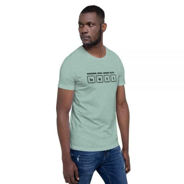 unisex staple t shirt heather prism dusty blue right front 610d5ef5369ee 600x600 - GeNiUS