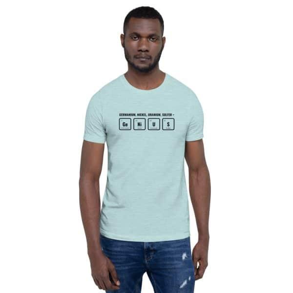 unisex staple t shirt heather prism ice blue front 610d5ef549602 600x600 - GeNiUS