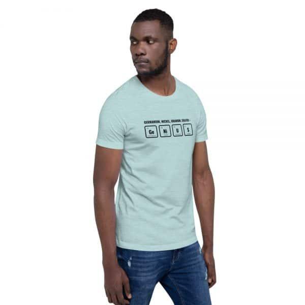 unisex staple t shirt heather prism ice blue right front 610d5ef54c29f 600x600 - GeNiUS