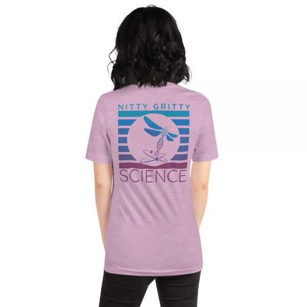 unisex staple t shirt heather prism lilac back 610d65b231dc2 600x600 - NGS Circle Logo
