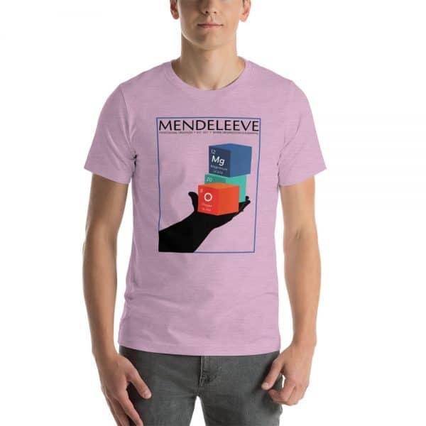 unisex staple t shirt heather prism lilac front 610d8a4422582 600x600 - Mendeleev
