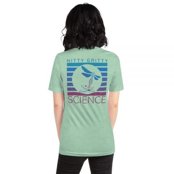 unisex staple t shirt heather prism mint back 610d65b234277 600x600 - NGS Circle Logo