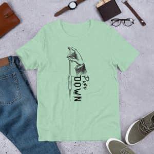 unisex staple t shirt heather prism mint front 610d6d90c27d3 300x300 - Pipe Down
