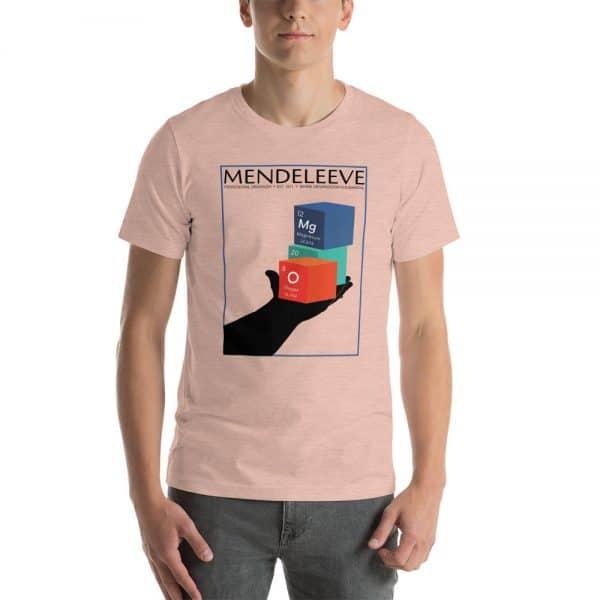 unisex staple t shirt heather prism peach front 610d8a4424894 600x600 - Mendeleev