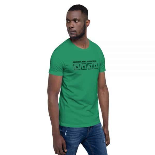 unisex staple t shirt kelly right front 610d5ef52a35d 600x600 - GeNiUS
