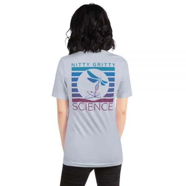 unisex staple t shirt light blue back 610d65b22d811 600x600 - NGS Circle Logo