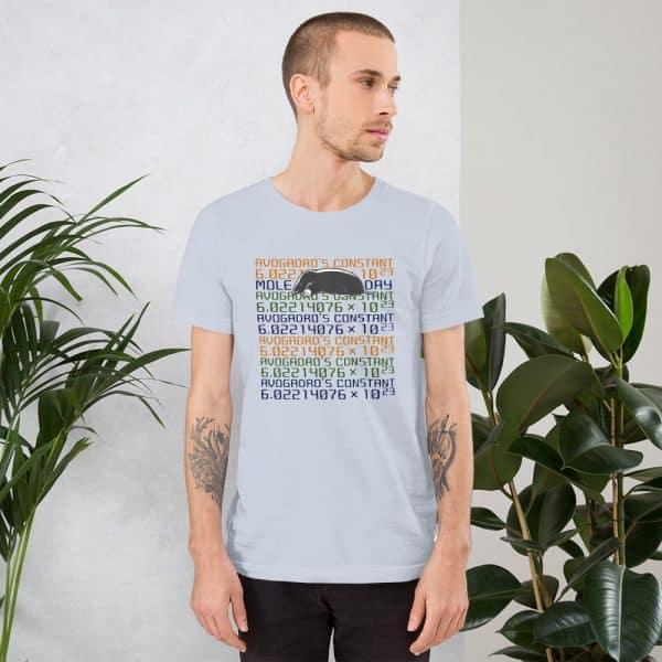 unisex staple t shirt light blue front 610d6c7455594 600x600 - Mole Day