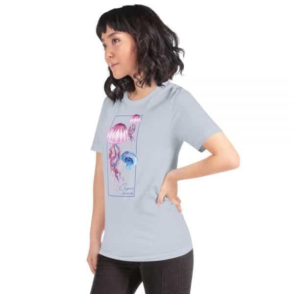 unisex staple t shirt light blue left front 610d7a6cc5128 600x600 - Jellyfish