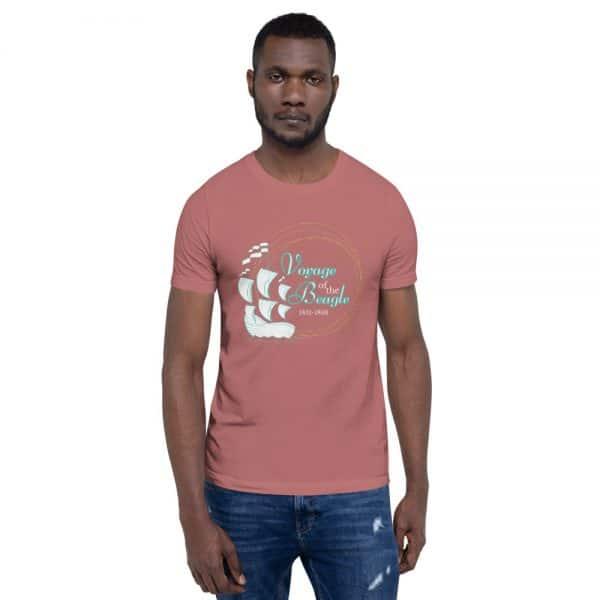 unisex staple t shirt mauve front 610d884287ebf 600x600 - Voyage of the Beagle