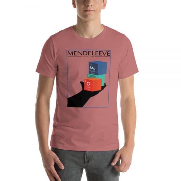 unisex staple t shirt mauve front 610d8a4420aa9 600x600 - Mendeleev