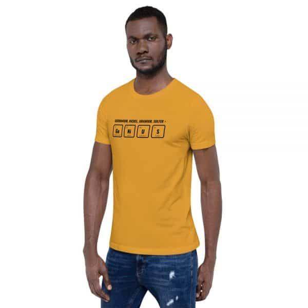 unisex staple t shirt mustard left front 610d5ef530731 600x600 - GeNiUS