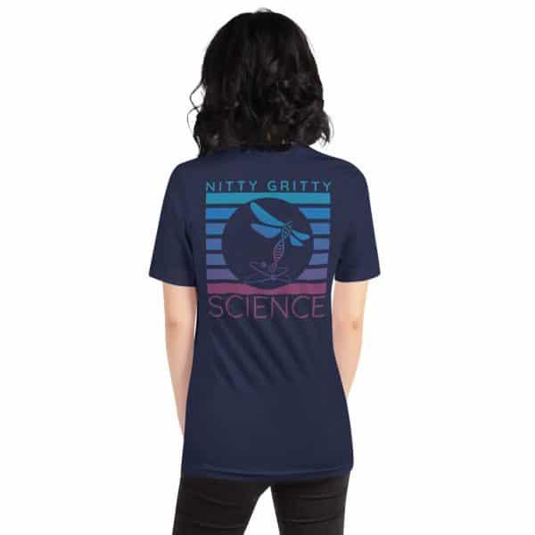 unisex staple t shirt navy back 610d65b2309b9 600x600 - NGS Circle Logo