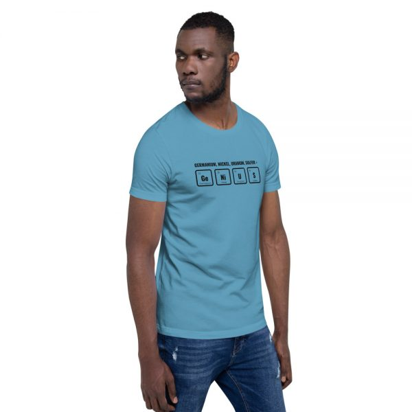 unisex staple t shirt ocean blue right front 610d5ef52f76e 600x600 - GeNiUS