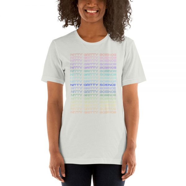 unisex staple t shirt silver front 610d7622b0e02 600x600 - NGS Rainbow