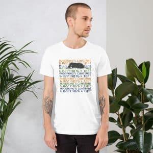 unisex staple t shirt white front 610d6c7451e99 300x300 - Mole Day