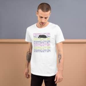 unisex staple t shirt white front 610d6cc45e39d 300x300 - Mole Day