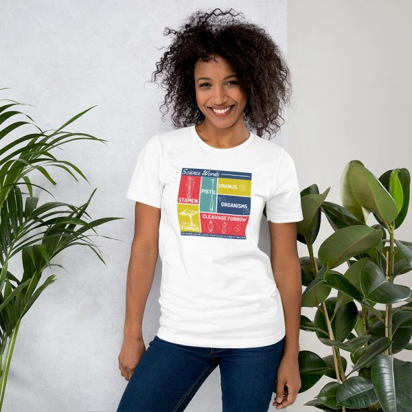 unisex staple t shirt white front 610d6f118986a 600x600 - Science Terms to Avoid