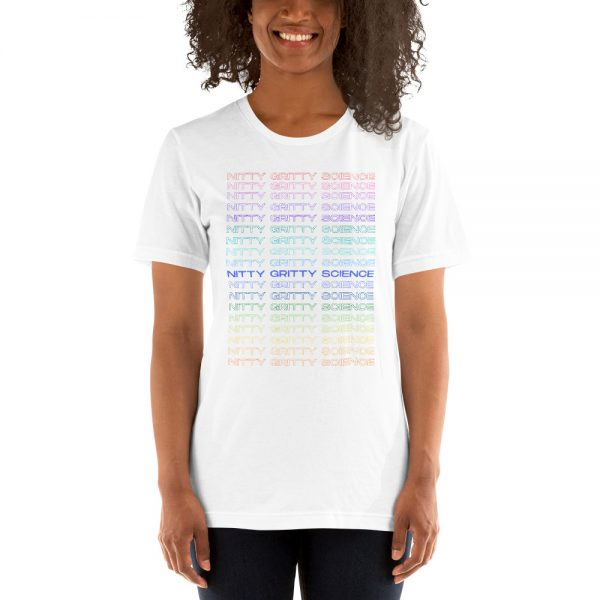 unisex staple t shirt white front 610d7622af8c1 600x600 - NGS Rainbow