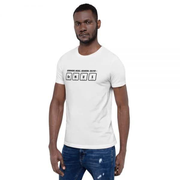 unisex staple t shirt white left front 610d5ef5536a4 600x600 - GeNiUS