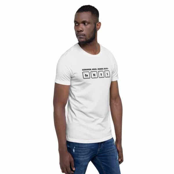unisex staple t shirt white right front 610d5ef554d2e 600x600 - GeNiUS